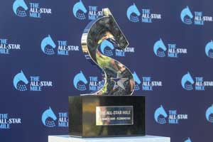 All Star Mile Trophy