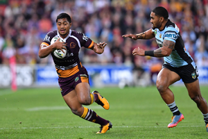 Broncos Anthony Milford 280218