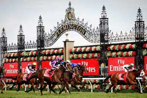 Flemington Finishing Post