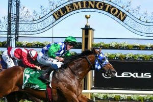 Flemington Finishing Post2
