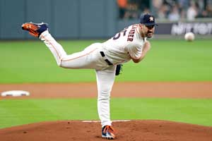 MLB Houston Astros Pitcher