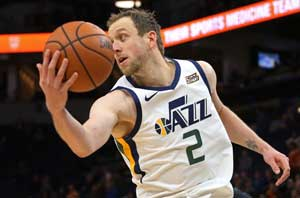 NBA Utah Jazz Ingles