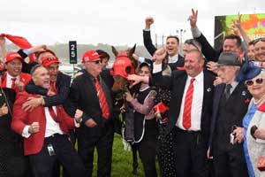 Redzel EverestCelebrate