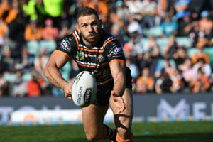 Wests Tigers Robbie Farah